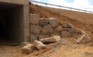 Excavaciones Arviza - Proyecto Piedra escollera 1
