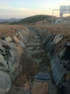 Excavaciones Arviza - Proyecto Canal 5