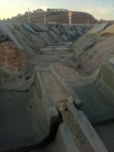 Excavaciones Arviza - Proyecto canal 6